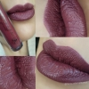 Anastasia Beverly Hills Liquid Lipstick สี Trust Issues ลิปเนื้อแมทสีสวย เนื้อครีมแมทสุดยอด Full Coverage พิกเม้นต์ดี กลบสีปากได้ดี เนื้อครีมทาง่าย ทาเพียงครั้งเดียวก็ติดทนไปตลอดทั้งวัน
