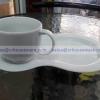 ชุดเบรค Royal Porcelain RP8030,ชุดของว่างพอร์ซิเลน,ถ้วยรวมจานรองชุดอาหารว่าง