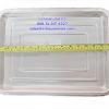 ถาดสเตนเลสสี่เหลี่ยม แบบมีรู รหัสสินค้า 008-SL-NT-6327