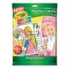 Crayola Color Wonder coloring book: Barbie สมุดระบายสีพร้อมสีเมจิก ชุดคัลเลอร์วันเดอร์ บาร์บี้