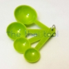 ช้อนตวงของแห้งพลาสติก 037-MSPT Measuring spoon plastic. 037-MSPT