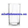 แก้วน้ำใสทรงหลายเหลี่ยม-ขนาด 10 ออนซ์ Pyramid Hi Ball 011- B02310