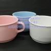 ถ้วยกาแฟเมลามีน มีหู Code : 017-C991-3B