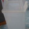 ความจุถังขยะใส 60 ลิตร 001-O-01003-CL