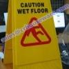 ป้ายเตือนทำความสะอาด -ป้ายระวังพื้นลื่น Code. 044-B30001