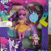 My Little Pony Equestria Girls Rainbow Rocks Twilight Sparkle and Spike the Puppy Set
