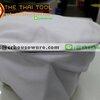หมวกเชฟ Hat Chef 044-PKP-38 สีขาว ขอบดำ