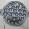 กะทะขนมครก 016-KM-28 Khanom Krok Pan breads pan 016-KM-28,อุปกรณ์ทำขนม ,พิมพ์ขนมครก ,ที่ทำขนมครก, พิมพ์ขนมครกเหล็ก