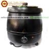 หม้ออุ่นซุปไฟฟ้า หม้อซุปดำ (ราคาประหยัด) 005-10SP,10 L Soup_kettle (Black)