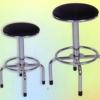 เก้าอี้บาร์ปรับระดับ(เตี้ย) ,ขาซุบโครเมี่ยม 015-BAR-12C