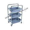 รถเข็นเคลียร์เศษอาหาร 002-HK-08166,catering serving Carts,Portable Kitchen Cart,xe dịch vụ ăn uống,餐飲服務車,រទេះសេវាកម្មម្ហូបអាហារ,kereta sorong perkhidmatan Catering