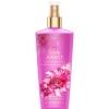 Victoria's Secret Love Addict Fragrance Mist 250 ml. สเปร์ยฉีดผิวกายให้กลิ่นหอมติดตัวตลอดวัน กลิ่นหอมน่ารักของกลิ่นผลไม้ผสมดอกกล้วยไม้ป่า หอมมากคะ