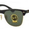 RayBan RB4175 877 | CLUBMASTER OVERSIZED