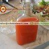 ขวดแก้วแบน 187 ml. Flat glass bottle with lid 187 ml. Code : 005-J-935