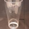 แก้วน้ำพลาสติกริมสระน้ำ Conical tumbler plastic Poolside. SAN-8589