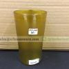 แก้วน้ำพลาสติกสีชา TUMBLERS 12 oz. 008-PTP-12AM