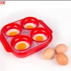 กระทะต้มไข่ออนเซ็นในไมโครเวฟ