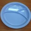 ถาดหลุมเมลามีน เกรด A รหัสSB-T777-10,ถาดหลุมเด็กสีพื้น,ถาดอาหารเด็กสีพื้น,ถาดหลุมเมลามีนเด็ก