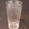 แก้วน้ำพลาสติกริมสระน้ำ Plastic Mug poolside. ( Spherical ) SAN-8500