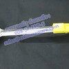 กระบวยสเตนเลส มีรู ด้ามเหลือง Code : 008-JP-FPP-5
