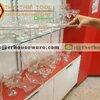 ราวเดี่ยวแขวนแก้ว ยาว 24 นิ้ว Glass hangerကိုကြိုးကွင်း,玻璃衣架,Kính treo,កញ្ចក់ hanger