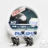 Philips X-treme Vision +130% ขั้ว H7
