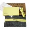 พาวเวอร์แบงค์ Eloop E12,แบตสำรอง Eloop E12,powerbank 11000mah (สีเหลือง) ของแท้ 100%