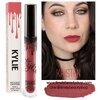 Kylie Matte Liquid Lipstick - Kristen ขนาด 3.25 ml. แบรนด์ลิปติกเนื้อแมทลิควิคที่มาแรงสุดๆ ในตอนนี้ ลิปจิ้มจุ่มเนื้อแมทมีเม็ดสีแน่น เนื้อเนียนละเอียด และมีส่วนผสมที่ให้ความชุ่มชื้น เม็ดสีชัดเจนมากไม่รู้สึกหนึบปากเกินไปค่ะ เมื่อผ่านไปสัก 5 นาที สีก็จะแมทท์