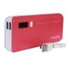 พาวเวอร์แบงค์ แบตสำรอง Remax Proda รุ่น JANE , powerbank 20000mah ของแท้ 100% (สีแดง)