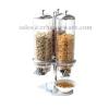 โถจ่ายซีเรียล 3 หัว Trepple Cereals Dispenser 3 gallons 005-103-023