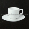 COFFEE CUP STACKERABLE Code : P 7318 COFFEE CUP SAUCER Code : P 7315