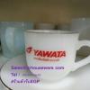 ชุดกาแฟ เนื้อมุก สั่งทำโลโก้