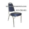 เก้าอี้จัดเลี้ยง-ขาโครเมียม,ขาดำ 017-CM001,เก้าอี้จัดเลี้ยงโรงแรม,เก้าอี้จัดเลี้ยงประชุม