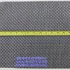 เสื่อรองจาน พลาสติกสาน -ตารางใหญ่สีเงินดำ Code: 005-TW-PPM-125