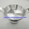เตาอะลูมิเนียม+กะทะไข่กะทะ 006-AU-100 Aluminium stove and Egge fried pan aluminium. 006-AU-100