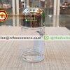 ขวดพริกไทยอคริลิค ฝาสแตนเลส 1.5 oz. 005-PT720