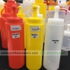 STANDARD SQUEEZE DISPENSERS WITH CAP 8 oz.