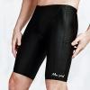 กางเกงว่ายน้ำไซส์4xl ขาสามส่วน รอบเอว 34-42 สะโพก 40-50 ยาว 21 นิ้วผ้าดี มีเชือกผูกค่ะ