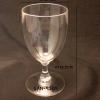 แก้วน้ำพลาสติกริมสระน้ำ Glass plastic poolsid. (Goblet wine) SAN-9309