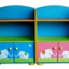 017-KA40000 : Elephant'family cabinet