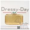 กระเป๋าออกงานพร้อ TE059 : กระเป๋าออกงานพร้อมส่ง สีทอง กระเป๋าคลัชตกแต่งกริตเตอร์สวยหรูมากค่ะ ราคาถูกกว่าห้าง ถือออกงาน หรือ สะพายออกงาน น่ารักที่สุด