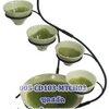 ชุดชามสลัด รวมชามและถ้วย Set of Salad bowl ( include bowl and cup ) Code : 005-FF212