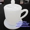 ชุดน้ำชาเนื้อมุก ลาย Pearl Design Dinner รหัสสินค้า 025-LD-P70S