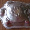 พิมพ์ใหญ่ -เต่า 016-AL-19 Jelly Turtle Mold. 016-AL-19