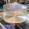 ฝาครอบอะคริลิค ทรงกลม รหัสสินค้า 005-JP-CCP-12A,cake cover