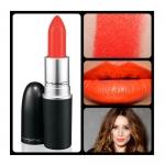 M.A.C Summer 2013 All About Orange Collection Amplified Creme Lipstick #Neon Orange **Limited ลิปในคอลเลคชั่นปี 2013 โทนสีส้ม สีที่ไม่เคยตกยุค จะหยิบมาทาเมื่อไหร่ก็เกิดค่ะ
