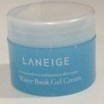 Laneige Water Bank Gel Cream ขนาดทดลอง 20 ml. เจลครีม เนื้อบางเบา เติมเต็มความชุ่มชื่น สดชื่น ไม่หนักผิว