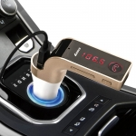 CAR G7 Bluetooth car audio & charger