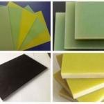 แผ่นอีพ็อกซี่ใยแก้ว G10, G11, FR4 (epoxy glass laminate sheet)