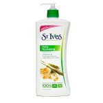 St.Ives Daily Hydrating Vitamin E Body Lotion ขนาด 621ml./21 fl oz. โลชั่นสุดยอดขายดีสูตรนี้เป็นสูตรเข้มข้น เพิ่มวิตามินอีให้กับผิว ทำให้ผิวไม่ดูแห้งกร้าน ใหม่แท้ 100% ส่งตรงจาก USA